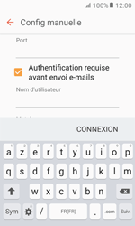 Samsung G389 Galaxy Xcover 3 VE - E-mail - Configuration manuelle - Étape 15