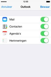 Apple iPhone 4s iOS 8 - E-mail - Handmatig Instellen - Stap 8
