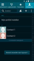 Samsung G901F Galaxy S5 Plus - Contactgegevens overzetten - delen via Bluetooth - Stap 12