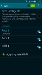 Samsung G850F Galaxy Alpha - WiFi - Configurazione WiFi - Fase 8