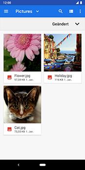 Google Pixel 3 - MMS - Erstellen und senden - 18 / 21