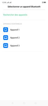 Oppo A9 2020 - Photos, vidéos, musique - Envoyer une photo via Bluetooth - Étape 13