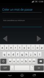 Sony Xperia Z3 Compact - Applications - Configuration de votre store d