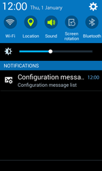 Samsung G318H Galaxy Trend 2 Lite - MMS - Automatic configuration - Step 4
