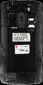 LG D855 G3 - SIM-Karte - Einlegen - Schritt 4