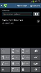 Samsung I9195 Galaxy S4 Mini LTE - Anrufe - Anrufe blockieren - Schritt 9