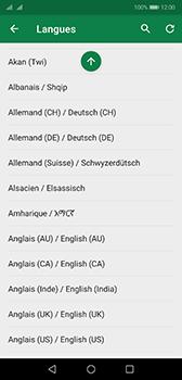 Huawei P20 - Android Pie - Prise en main - Comment ajouter une langue de clavier - Étape 9