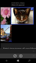 Microsoft Lumia 550 - MMS - afbeeldingen verzenden - Stap 12