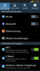 Samsung Galaxy S4 LTE - Netzwerk - Netzwerkeinstellungen ändern - 4 / 8