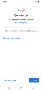 Samsung Galaxy A40 - E-mails - Ajouter ou modifier votre compte Gmail - Étape 9