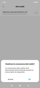 Xiaomi RedMi Note 7 - Rete - Selezione manuale della rete - Fase 9