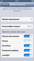Apple iPhone 5 (iOS 6) - internet - handmatig instellen - stap 6
