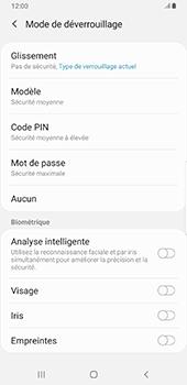 Samsung Galaxy S9 Plus - Android Pie - Sécurité - activéz le code PIN de l'appareil - Étape 6
