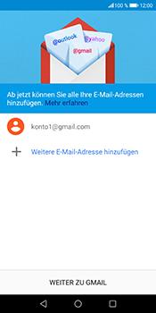 Huawei Honor 9 Lite - E-Mail - Konto einrichten (gmail) - Schritt 12