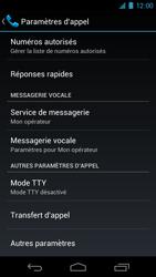 Samsung I9250 Galaxy Nexus - Messagerie vocale - Configuration manuelle - Étape 5