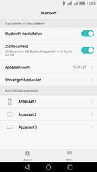 Huawei Y6 II - bluetooth - headset, carkit verbinding - stap 5