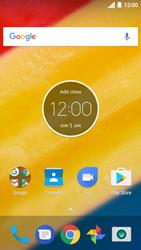 Setup internet (APN) on your phone | Motorola | Moto C Plus