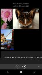 Microsoft Lumia 550 - MMS - afbeeldingen verzenden - Stap 11