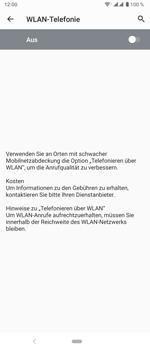 Sony Xperia 5 - WiFi - WiFi Calling aktivieren - Schritt 10