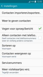 Samsung A500FU Galaxy A5 - Contacten en data - Contacten kopiëren van SIM naar toestel - Stap 7