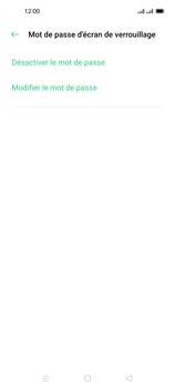 Oppo Reno 4 Pro - Sécuriser votre mobile - Activer le code de verrouillage - Étape 11