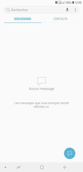 Samsung Galaxy J4+ - Contact, Appels, SMS/MMS - Envoyer un MMS - Étape 4