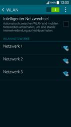 Samsung Galaxy S 5 - WiFi - WiFi-Konfiguration - Schritt 6