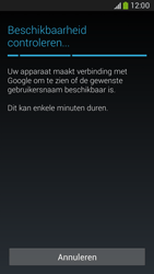 Samsung G386F Galaxy Core LTE - Applicaties - Account aanmaken - Stap 9