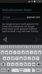 Samsung A500FU Galaxy A5 - Applicaties - Account aanmaken - Stap 7