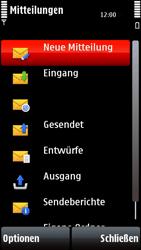 Nokia 5800 Xpress Music - SMS - Manuelle Konfiguration - Schritt 4