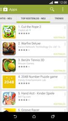 HTC One M8 - Apps - Installieren von Apps - Schritt 11