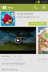 Samsung Galaxy Fame Lite - Apps - Installieren von Apps - Schritt 17