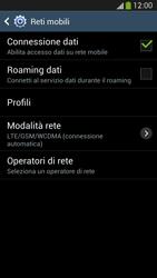 Samsung Galaxy S 4 LTE - MMS - Configurazione manuale - Fase 6