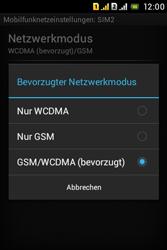 Sony Xperia Tipo Dual - Netzwerk - Netzwerkeinstellungen ändern - Schritt 9