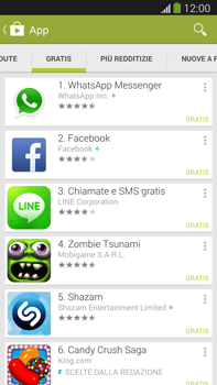 Samsung Galaxy Note III LTE - Applicazioni - Installazione delle applicazioni - Fase 9