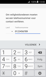 Samsung Galaxy J1 (2016) (J120) - Applicaties - Account aanmaken - Stap 8