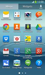 Samsung I9060 Galaxy Grand Neo - E-Mail - Konto einrichten - Schritt 3