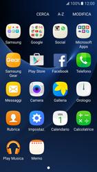 Samsung Galaxy S7 - Applicazioni - Configurazione del negozio applicazioni - Fase 3