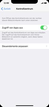 """Apple iPhone X - iOS 11 - Nicht stören – Sicheres Fahren – """"Do Not Disturb while Driving"""" aktivieren (für Fahrer) - 1 / 1"""