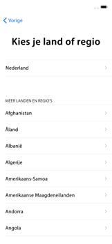 Apple iphone-11-model-a2221 - Instellingen aanpassen - Nieuw toestel instellen - Stap 6