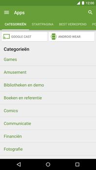 Motorola Nexus 6 - apps - app store gebruiken - stap 6