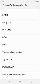 Samsung Galaxy J4 Plus - Internet - configuration manuelle - Étape 15