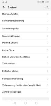 Huawei P20 Pro - Android Pie - Software - Installieren von Software-Updates - Schritt 4