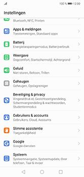 Huawei P20 Lite - Software update - update installeren zonder PC - Stap 3