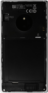 Nokia Lumia 830 - SIM-Karte - Einlegen - Schritt 7