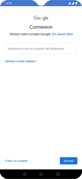 OnePlus 7 - Applications - Créer un compte - Étape 5