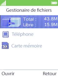 Mobiwire Doli - Contact, Appels, SMS/MMS - Envoyer un MMS - Étape 20