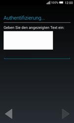Alcatel OT-5050X Pop S3 - Apps - Konto anlegen und einrichten - Schritt 18