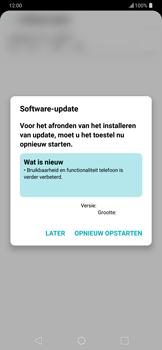 LG g7-thinq-g710 - Software updaten - Update installeren - Stap 7