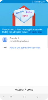 Samsung Galaxy S9 - E-mail - 032a. Email wizard - Gmail - Étape 13